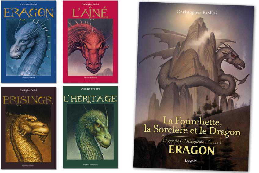 Comment l'auteur d'Eragon a écrit sa saga, entamée en 1998, à 15 ans    Playbac Presse Digital: journaux jeunesse Le Petit Quotidien, Mon  Quotidien, L'actu, L'éco et plus !