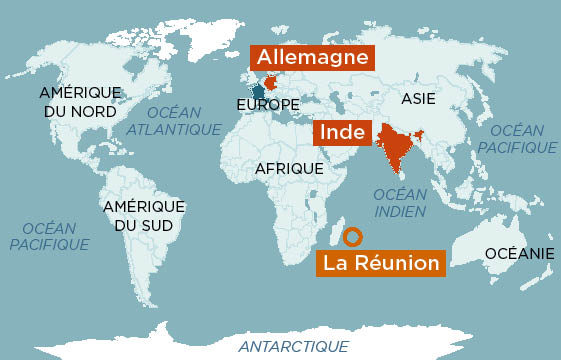 Le Volcan Piton De La Fournaise Est Encore En Eruption Le Petit Quotidien Le Seul Journal D Actualite Pour Les Enfants De 6 10 Ans