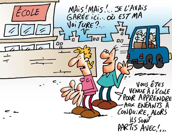 Bretagne : des cours de conduite pour les enfants